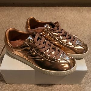 Tretorn Sneakers Rose Gold